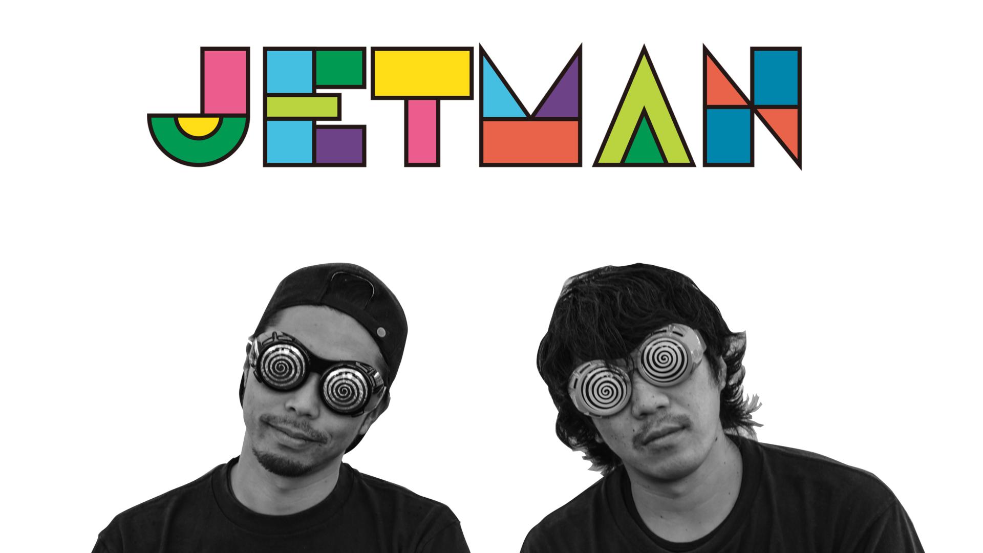 DJ JETMAN | DJ ジェットマン
